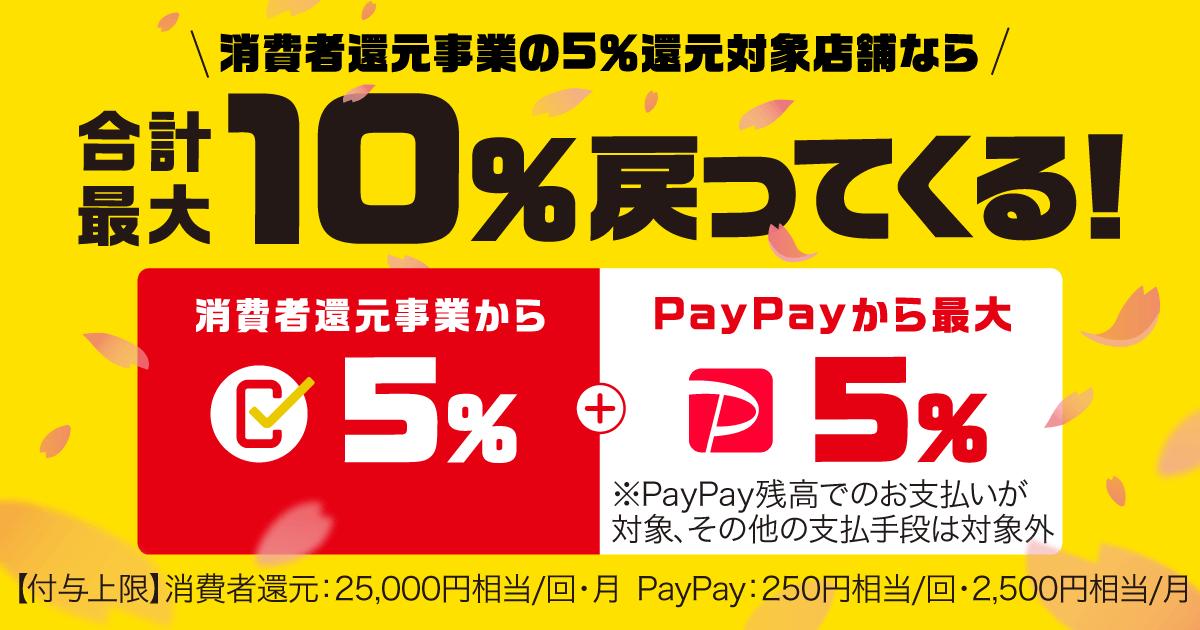 Paypayまちかどペイペイ