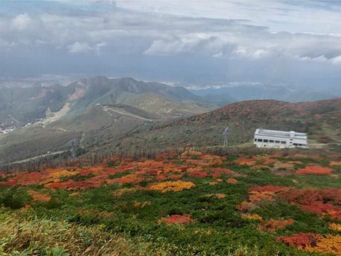 地蔵山からの眺望